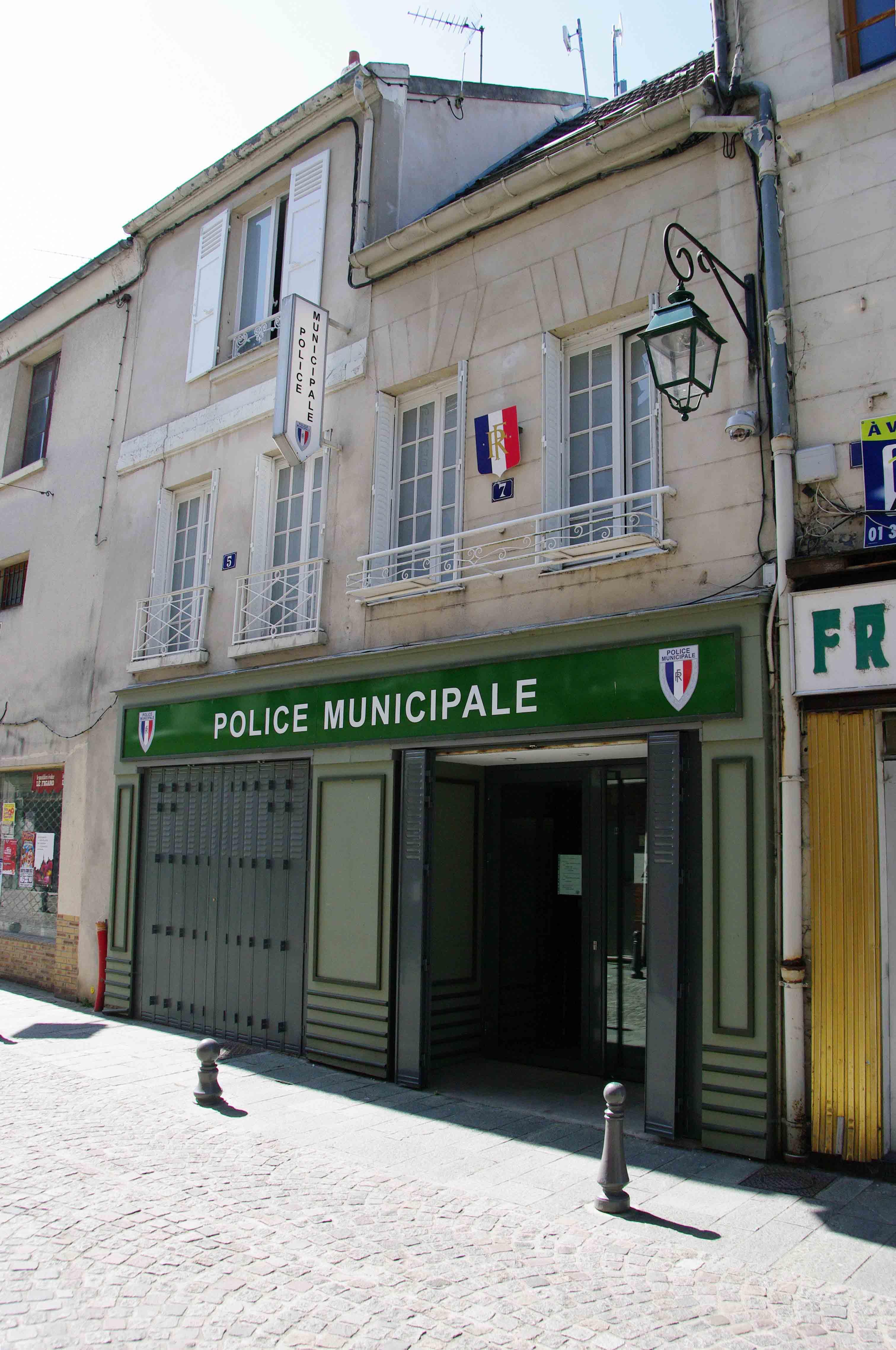 Police municipale de Beaumont sur Oise