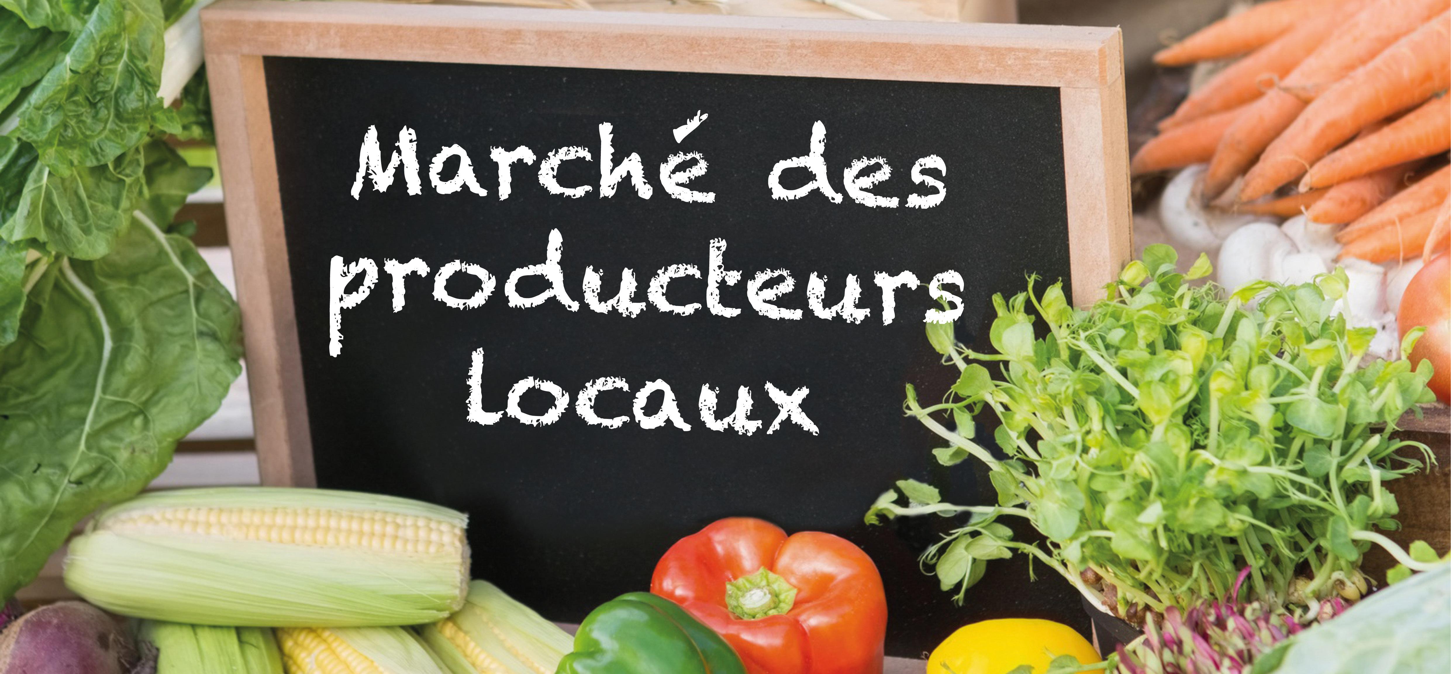Marché des producteurs locaux   Beaumont-sur-Oise