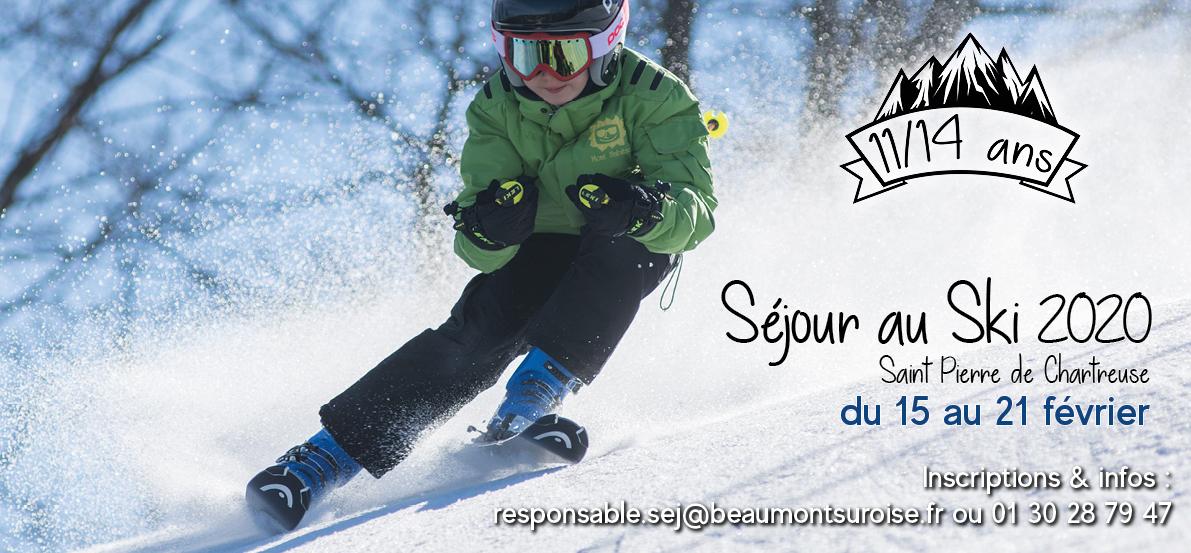 Ski CAJ 2020