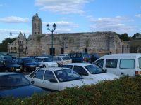 Château, vue d'ensemble